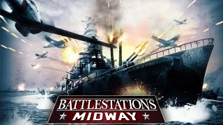 Battlestations: Midway. Singleplayer campaign. FULL. Game movie