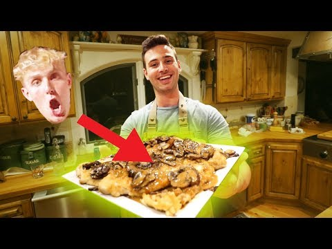 JAKE PAUL'S FAVORITE MEAL *how to make it*