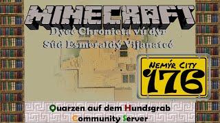 MINECRAFT Season 5 #176 - Städtetour! YEAY: Wir quarzen alles zu. [HD|Nýe]