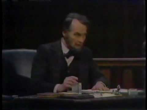 Mister Lincoln starring Roy Dotrice at Ford's Theater