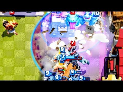 ... and graveyard freeze deck in new 2v2 mode|Clash Royale| - YouTube