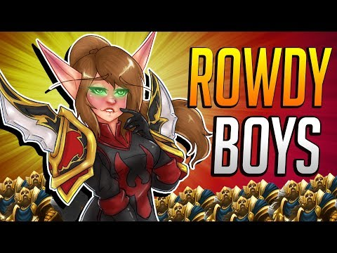 """The Rowdy Silver Boys Meta"" 
