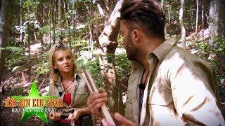 Dschungelcamp 2019 | Zoff bei der Schatzsuche: Zwischen Evelyn und Domenico knallt es ordentlich