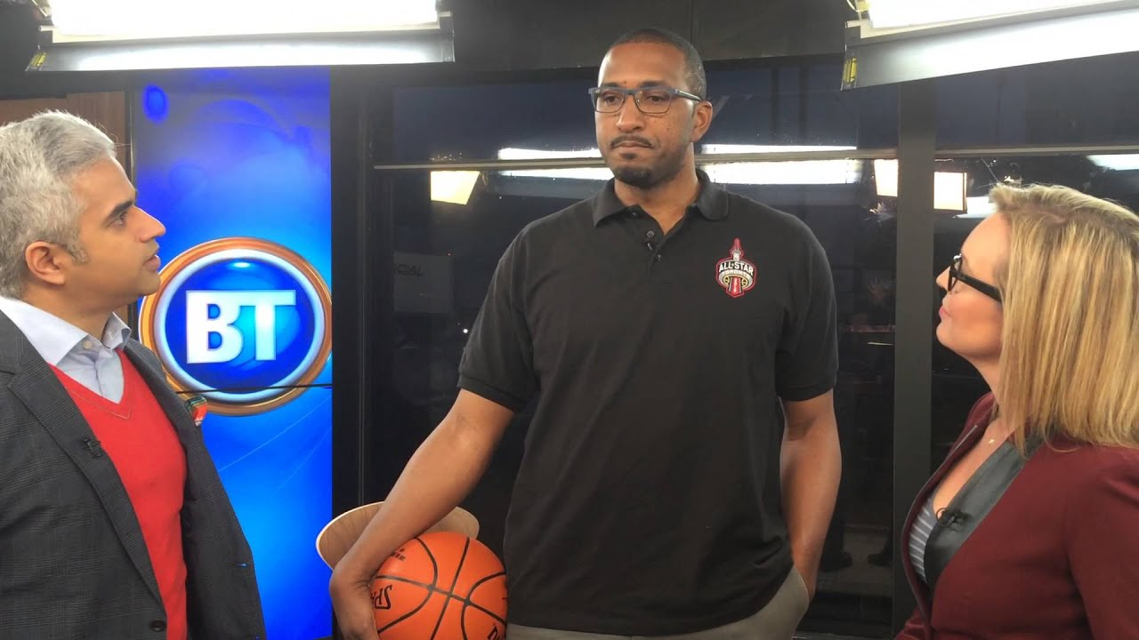 BT Extra Behind The Scenes with ef Abdur Rahim