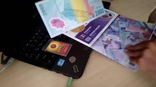 Огляд і розпакування 1 випуску Гроші світу від компанії Modimio