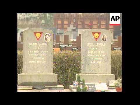 BELGIUM: WRONGFUL EXECUTION OF WORLD WAR II WAR CRIMINAL