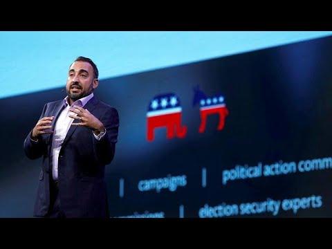 Facebook muda de funções chefe de segurança informática