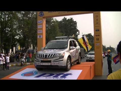 ASEAN-India Car Rally 2012 - Bangkok - 2012.12.02