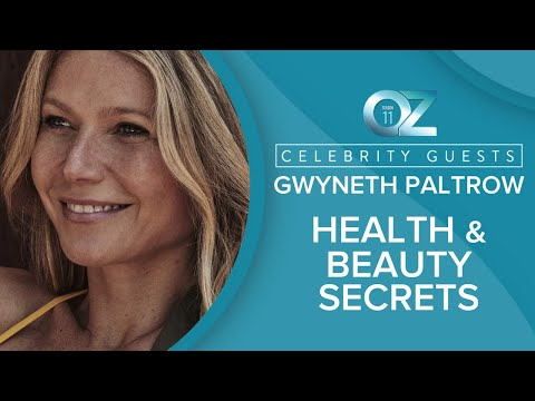 Gwyneth Paltrow's Best Health Advice - Best Celebrity Guests