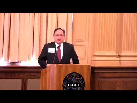 CTIC @ 10: Lunch remarks