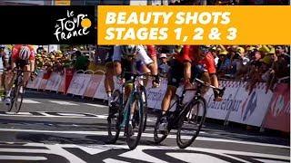 Beauty - Stages 1, 2 & 3 - Tour de France 2018