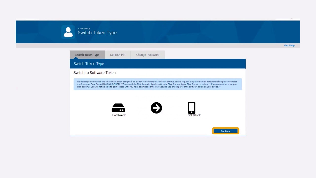 Online Banking Demos | National Commercial Bank - NCB
