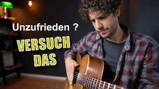 SO veränderst du mit 9 EURO den Klang deiner Gitarre