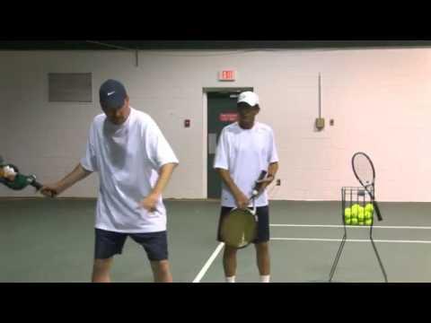 học tennis - cú thuận tay chuẩn mực - TennisHouse.vn