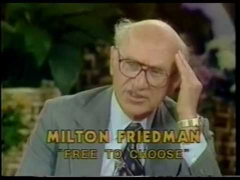 Milton Friedman on Donahue - 1979 (First Appearance)
