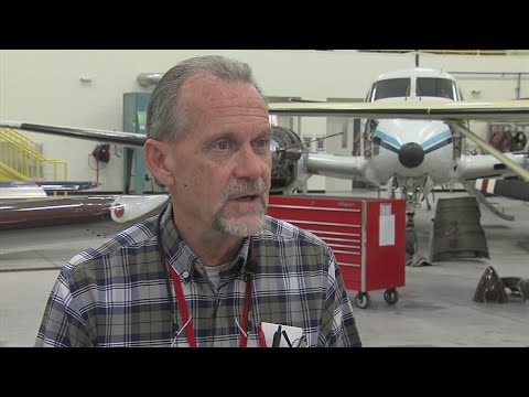 Donations help Rock Valley College aircraft maintenance program stay up to date