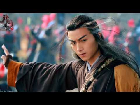 Michelle Chen & Chen Xiao - You And Me (OST-The Romance Of The Condor Heroes 2014) (Lyrics)