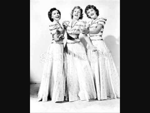 The Andrews Sisters - (I've Got A Guy In) Kalamazoo