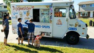Algoma Ice Cream - the Sault's newest ice cream truck