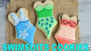 Swimsuit Cookies, Haniela's