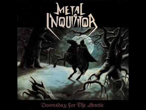 Metal Inquisitor - Doomsday for the Heretic (2005)
