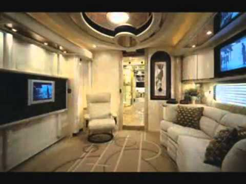 Attractive Glimpse Of Laxmi Mittalu0027s Private Palace On Wheels From Inside Nice Look