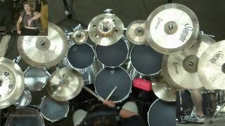 1985 by Bowling for Soup Drum Cover by Myron Carlos