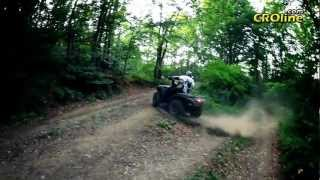 Atv Bulldog 4x4  * Test * Day One