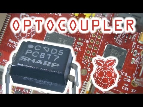 Using Optocouplers with the Raspberry Pi
