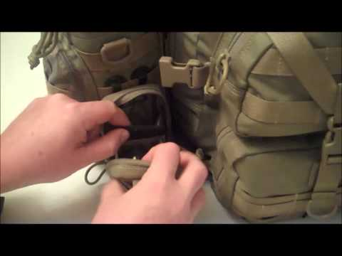 Mark Sanders Blackout 33 MAXPEDITION ANEMONE POUCH REVIEW!