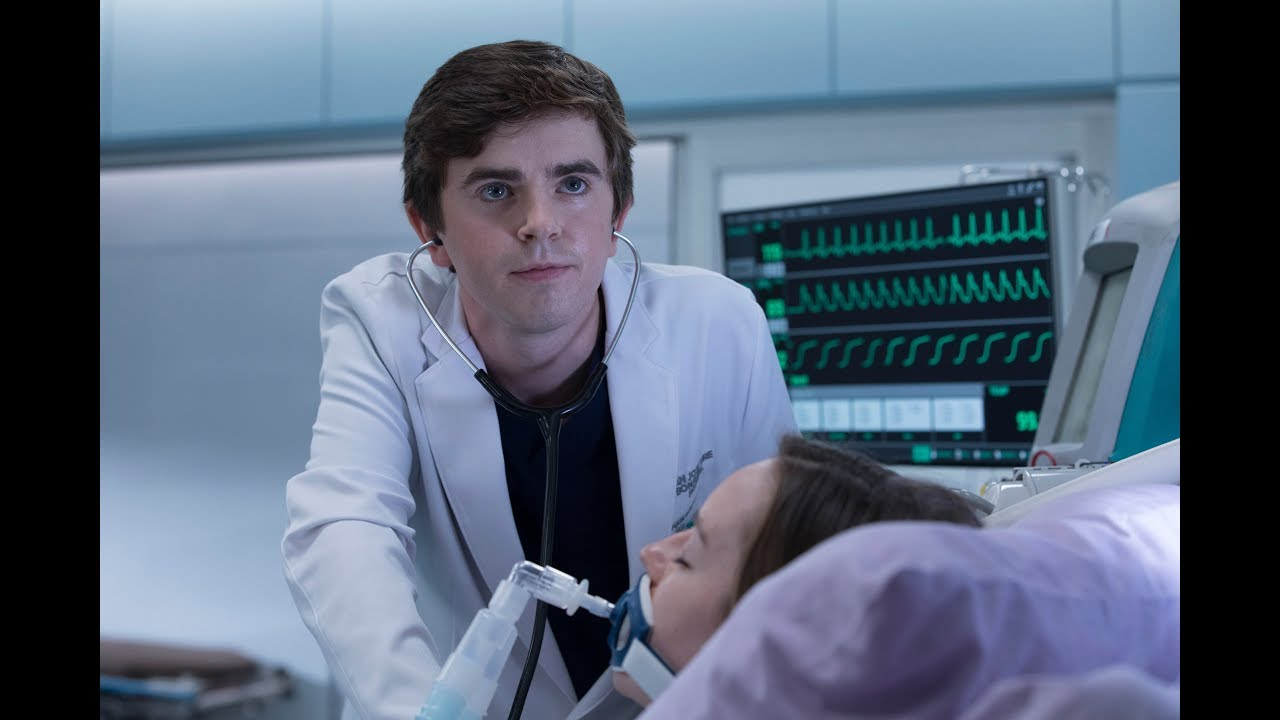 """The Good Doctor˘ – czwartek o 21.05 w TVP2"