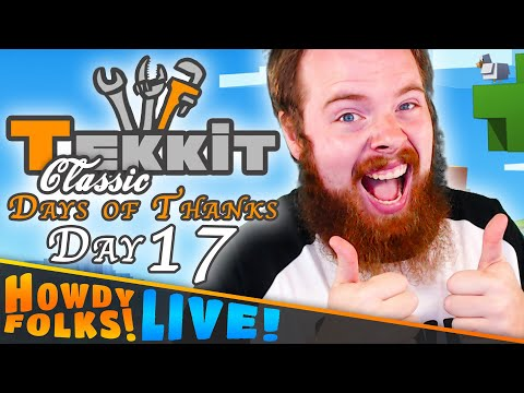 SORTING Things Out || Tekkit Classic || Days of Thanks - Day 17