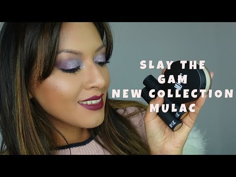 SLAY THE GAME - nuova collezione MULAC - ne vale la pena?? || Shayda Valderrama