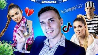 YOUTUBE I TIKTOK DOGAĐAJI KOJI SU OBILJEŽILI 2020. 🎉 | Svenky