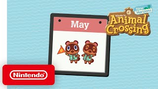 Animal Crossing: New Horizons – Don't Miss Out on May!