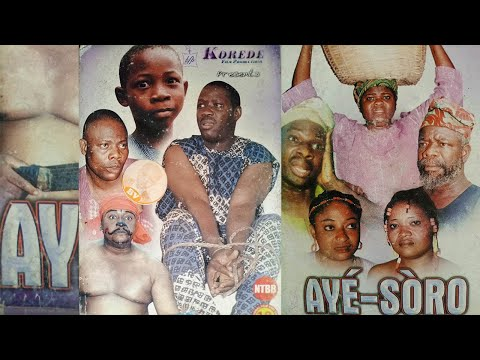 Download AYESORO  PART 1  [YORUBA MOVIE] OGOGO,RONKE OSHODI OKE,YINKA QUDRI JIDE KOSOKO AND MANY MORE