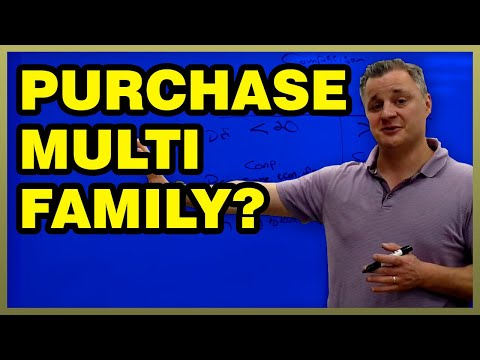 Considering a Multi-Family Purchase?  Watch this Video First!!