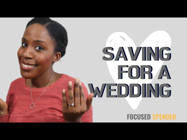 How I'm Changing Up My Budget to Pay Cash for My Wedding