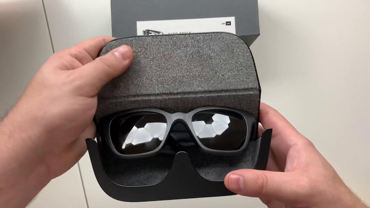 58c509d8d BOSE ALTO AR Sunglasses Review - YouTube
