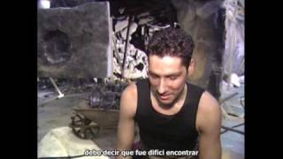 Repeat youtube video Sonne Making of Subtitulos en Español Parte1