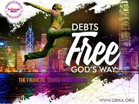 Pdm. Samuel Duddy: The Financial Transformation #3 - Debts Free God's Way