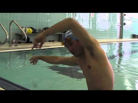 Total Immersion Coach Greg - Roll To Breathe - Part 1, Winter 2013