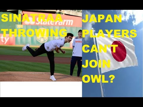 Why Japanese Players CANT Join OWL? Sinatraa Throwing? Harryhook Calls Out Blizzard!
