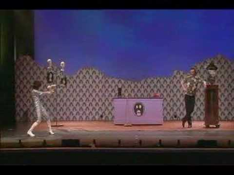 The Mighty Boosh - Jean-Claude Jacquettie (Live DVD)