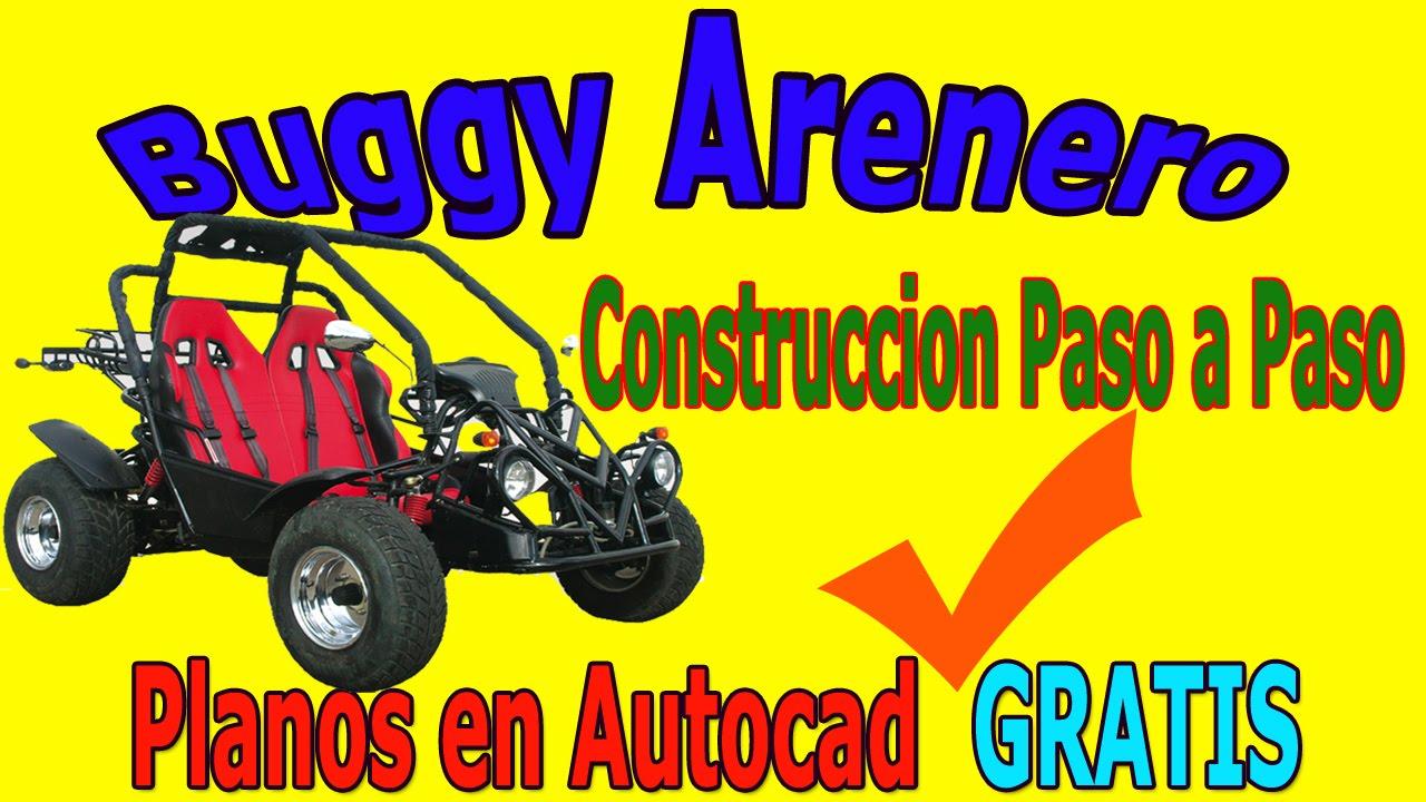 Construccion construye tu buggy arenero planos paso a paso for Construccion de un vivero paso a paso