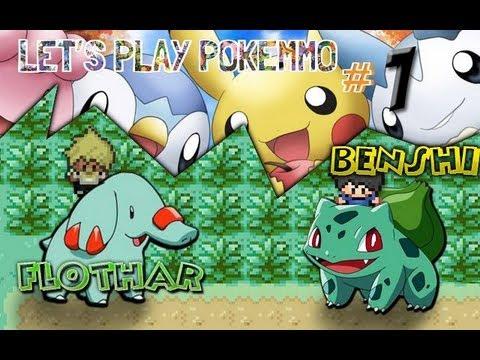 PokeMMO - Flothar & Benshi 1 - Ten speed