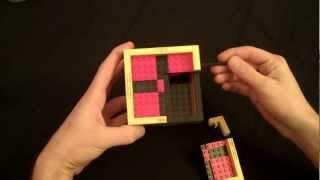 5 Lego Puzzle Boxes
