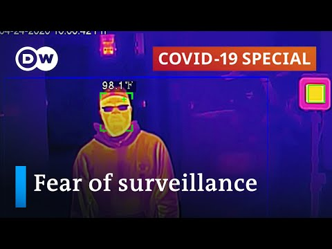 Coronavirus tracing apps: False hope and hidden dangers? | COVID-19 Special