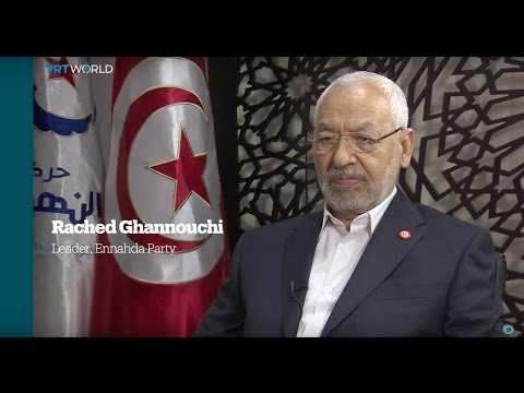 One on One: Rached Ghannouchi, Leader, Ennahda Party
