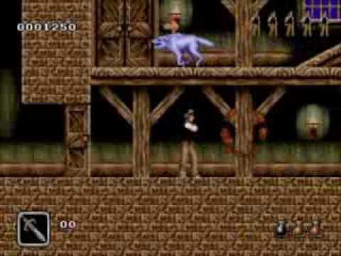 Mi Top 5 Juegos De Terror De Sega Genesis Youtube